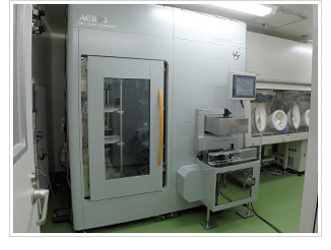 AC800 大量培養CO2インキュベータ