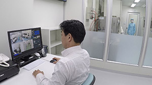 細胞培養工程管理システム
