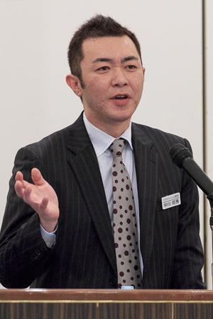 バイオメディカ・ソリューション株式会社 中川 将秀